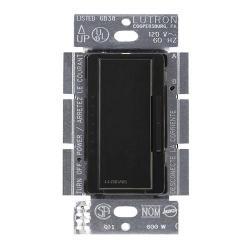 Lutron MA-600-BL - 600W Incandescent Smart Dimmer - Black