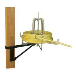 Rack-A-Tiers 19FSR24 - Foldable Stud Reel - 100 lb Capacity