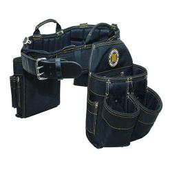 Rack-A-Tiers 43243 - Electrician's Bag and Belt Combo - Large