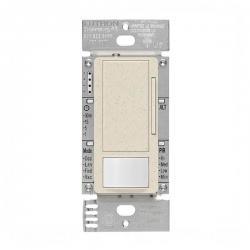 Lutron MS-Z101-LS - 0-10 V Dimmer Sensor - Limestone