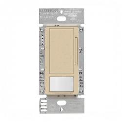 Lutron MS-Z101-DS - 0-10 V Dimmer Sensor - Desert Stone