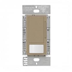 Lutron MS-Z101-MS - 0-10 V Dimmer Sensor - Mocha Stone