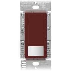 Lutron MS-Z101-MR - 0-10 V Dimmer Sensor - Merlot