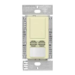 Lutron MS-A102-AL - Dual Technology Occupancy Sensor - Almond