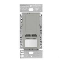 Lutron MS-A102-GR - Dual Technology Occupancy Sensor - Gray
