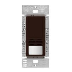 Lutron MS-A102-BR - Dual Technology Occupancy Sensor - Brown