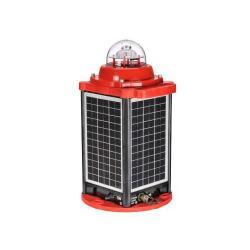 Avlite AV-OL-310-L810-S2C0-00 - 20W LED Solar Self-Contained Obstruction Light - Red
