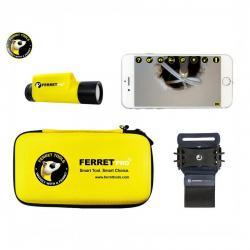 Jonard CF-200 - Ferret Pro - Multipurpose Wireless Inspection Camera & Cable Pulling Tool