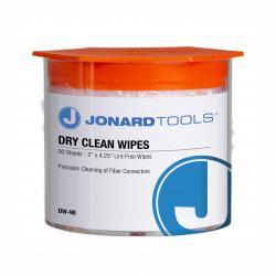 Jonard DW-90 - Dry Wipes - 90 Pcs