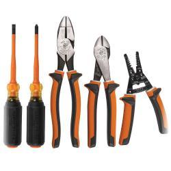 Klein 94130 - Insulated Tool Kit - 5 Piece