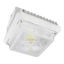 Westgate CGL-55W-40K - 55W LED Canopy Garage Light - 4000K