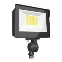 RAB X17FA80 - 80W Ultra-Economy LED Flood Light - Color Selectable