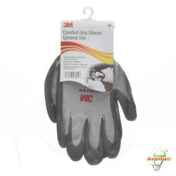 3M - CGM-GU - Comfort Grip Gloves -- Medium - Size 8