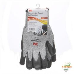 3M - CGXL-CR - Extra Large Cut Resistant Grip Gloves -- Size 10 - Breathable Liner