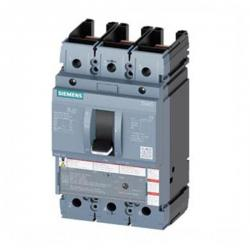 Siemens 3VA52155EC310AA0 - Low Voltage 3VA Molded-Case Circuit Breaker With Thermal-Magnetic Trip Unit