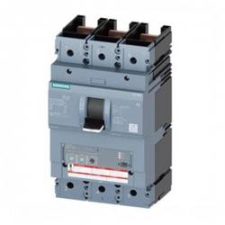 Siemens 3VA64605HL310AA0 - Low Voltage 3VA Molded-Case Circuit Breaker With Electronic Trip Unit
