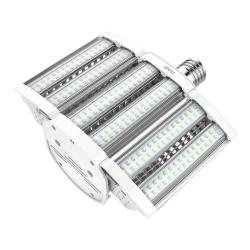 RAB HID-80-H-EX39-850-BYP-SB - 80W LED Post Top - 5000K
