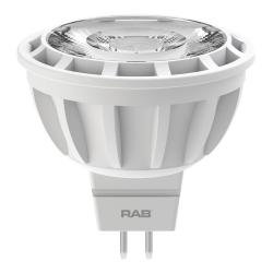 RAB MR16-8-827-25D-DIM - 8W LED MR16 Bulb - 2700K