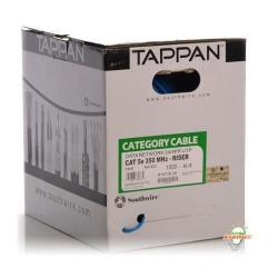 Tappan U5350-004-RBL2 - CAT5e Riser Rated Data Cable - 1000FT