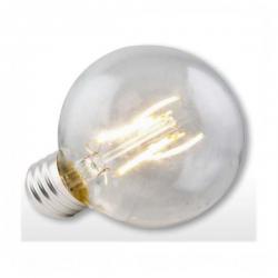 Green Creative 98377 - 3.8W LED Filament G25 Globe - 2700K