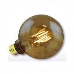Green Creative 98378 - 4W LED Filament G25 Globe - 2000K