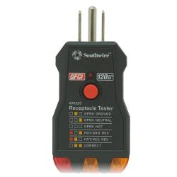 Southwire 40022S - GFCI Receptacle Tester