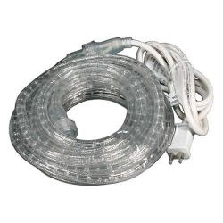 American Lighting 042-CL-18 - 18 Ft Incandescent Rope Light Kit - 2000K -- 120V - 3.78 Watts per foot - 6.5 Lumens per foot - 96 CRI - 150 Degree Beam Angle - Commercial Grade - UL Listed - Dimmable