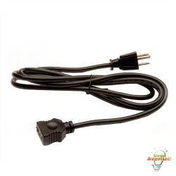 American Lighting 043A-6-EX-BK - 6 Inch Linking Cable - Black