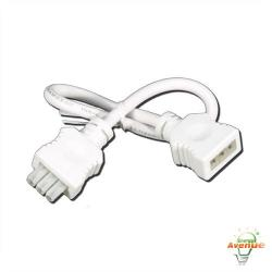 American Lighting 043A-6-EX-WH - 6 Inch Linking Cable - White