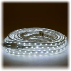 American Lighting 120-TL60-32.8-WH - 48W LED Rope Light - 5000K -- 32.8 Ft Tape-Rope Hybrid - 120V - 1.5 Watt per foot - 72 Lumens per foot - 82 CRI - 109 Degree Beam Angle - Bright White Kit - Dimmable