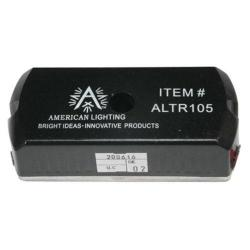 American Lighting ALTR105B - 20-105 Watt Hardwire Electronic Transformer -- 12V - c/UR/us Recognized