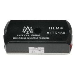 American Lighting ALTR150B - 45-150 Watt Hardwire Electronic Transformer -- 12V - c/UR/us Recognized