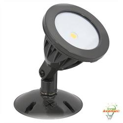 American Lighting - ALV2-1H-DB - LED Flood Light -- 8.3 Watt - 120/277 Volt - 74 CRI - Dark Bronze