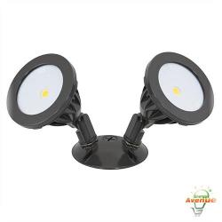 American Lighting - ALV2-2H-DB - LED Flood Light