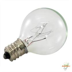 American Lighting B7.5C-CL - 7.5W Incandescent B7.5C Light String Replacement Bulb - Clear
