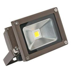 American Lighting - FL-101-45-DB - LED Panorama Pro 101 Flood Light - 13 Watt -- 67 CRI - 120/277V - 780 Lumens - 4500K Cool White - Dark Bronze Finish