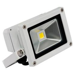 American Lighting - FL-101-45-WH - LED Panorama Pro 101 Flood Light - 13 Watt -- 67 CRI - 120/277V - 780 Lumens - 4500K Cool White - White Finish