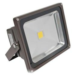 American Lighting - FL-301-45-DB - LED Panorama Pro 301 Flood Light - 36 Watt -- 67 CRI - 120/277V - 2350 Lumens - 4500K Cool White - Dark Bronze Finish