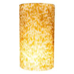 American Lighting GC-A-WA - LED Pendant Decorative Glass - Tall Cylinder -- Hand Blown Glass - 9.10 inch H x 5.20 inch W