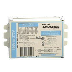 Advance - ICF-2S42-M2-LD-K - SmartMate CFL Ballast -- Programmed Start - 42 Watt - (2) Lamp - 120/277V