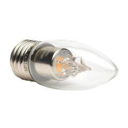 Archipelago - LCB26C24027K1 - CA10 LED - 25 Watt Incandescent Equivalent -- 4.5 Watt - 2700K - 25 Watt Equal