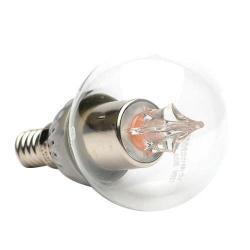 Archipelago - LG16512C20024K1 - Globe LED - 25 Watt Incandescent Equivalent -- 4.5 Watt - 2400K - 25 Watt Equal