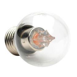 Archipelago - LG16526C24024K1 - Globe LED - 25 Watt Incandescent Equivalent -- 4.5 Watt - 2400K - 25 Watt Equal