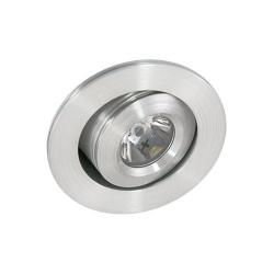 American Lighting LMS-AL - 1.25W LED Mini Swivel - 3000K