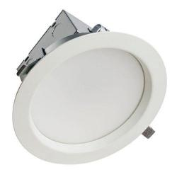American Lighting MAG8-30-WH - 23W 3 in 1 LED Downlight - 3000K - White -- Magnum 8 Downlight - 120V - 1800 Lumens (Initial) - 80 CRI - 110 Degree Beam Angle