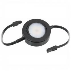 American Lighting MVP-1-BK-B - 4.3W MVP LED Puck Light - 2700K