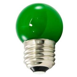 American Lighting - PG40F-E26-GR - Professional G40 LED Decorative Lamps - Box of 25 -- Green - Medium E26 Base