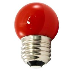 American Lighting - PG40F-E26-RE - Professional G40 LED Decorative Lamps - Box of 25 -- Red - Medium E26 Base