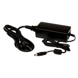 American Lighting PS-40-24VPI - 1-40 Watts Plug-In Power Supply - 10 Feet -- 120V - Used with LED Ruler 2 Fixtures - Black Finish