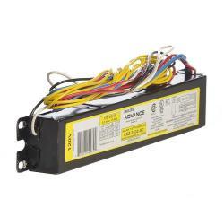 Advance - REZ-2S32-SC-35I - Mark 10 Powerline Fluorescent Ballast -- Programmed Start - (2) F32T8 - Dimming - 1.05 Ballast Factor - 120V